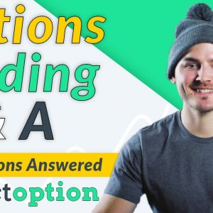 9 Options Trading Questions Answered (Q&A Episode 1)