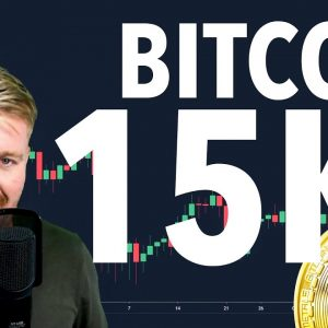 BITCOIN BOOMING! 15K BREAK! WHERE TO NEXT????