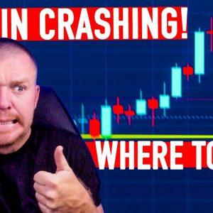 BITCOIN CRASHING!!!! WHERE TO BUY????