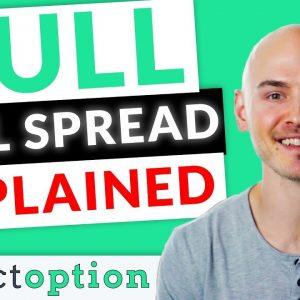 Bull Call Spread TUTORIAL [Vertical Spread Options Strategy]