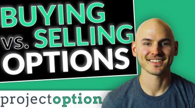 Buying Options vs. Selling Options (Risk/Reward, Probabilities & More)
