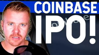 COINBASE IPO! BREAKING NEWS!