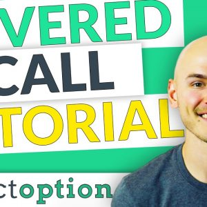 Covered Calls EXPLAINED (Options Trading Strategy Tutorial)
