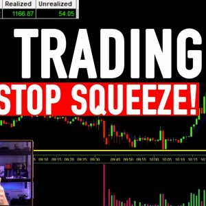 DAY TRADING GAMESTOP INSANE SQUEEZE! LIVE!