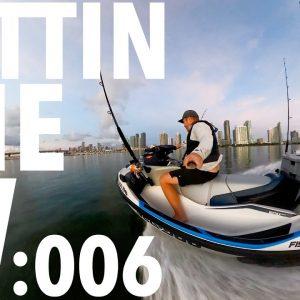 GETTIN THE W: 006 EPIC ADVENTURE ON 2021 SEA DOO FISH PRO!