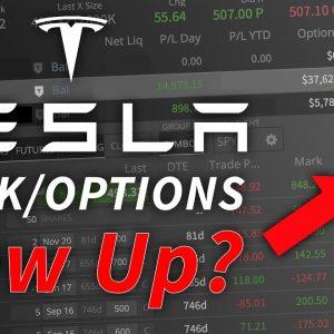 How I'm Trading TSLA Options pt. 2 (Did I Lose it All?)