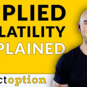 Implied Volatility Explained (The ULTIMATE Guide)