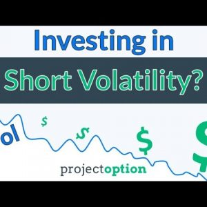Investing in Short Volatility (XIV, SVXY)? Watch this first...