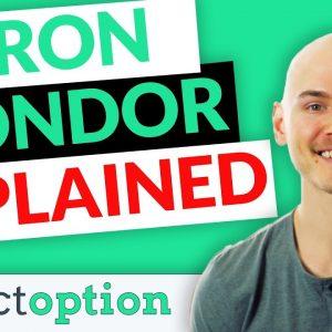 Iron Condor Options Strategy (TUTORIAL + Trade Examples)