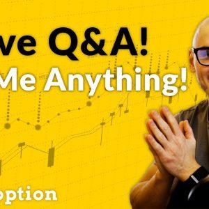 Live Q&A w/ Chris Butler of projectoption