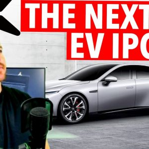 NEXT BIG ELECTRIC VEHICLE STOCK??? XPENG IPO $XPEV