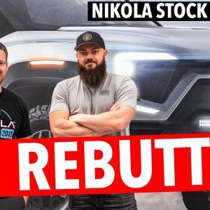 NIKOLA MOTORS STOCK CRASHING! NO REBUTTAL TO BEARS!