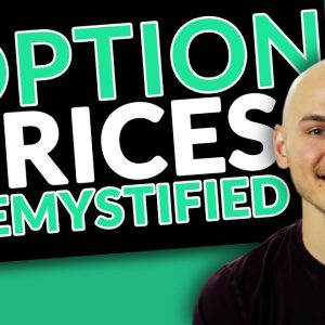 Option Prices EXPLAINED (Options Trading Tutorial)