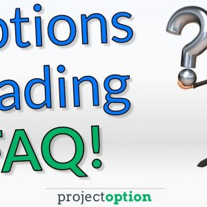 Options Trading FAQ (For Beginners)