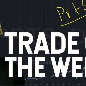 SWING TRADE IDEA OF THE WEEK! 10/26/20