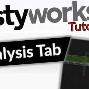 tastyworks Analysis Tab Tutorial (Quick Overview)