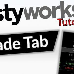 tastyworks Tutorials | The Trade Tab (In-Depth Guide)