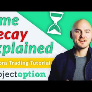 Time Decay Explained (Options Trading Tutorial)