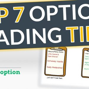 TOP 7 Options Trading Tips for Beginners