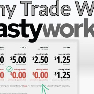 Why Trade With tastyworks?