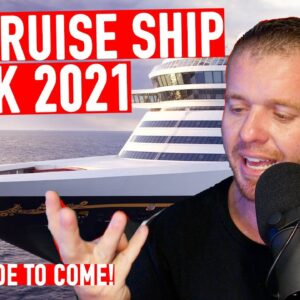 TOP CRUISE SHIP STOCK TO BUY IN 2021???