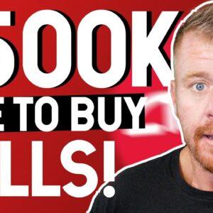 AMC STOCK $500K TARGET??? I'M BUYING CALLS!