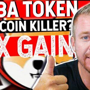 SHIBA TOKEN THE NEXT DOGE COIN ROCKET? 10X GAIN?