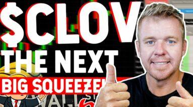 CLOV Stock NEXT BIG SQUEEZE! The Next AMC GME