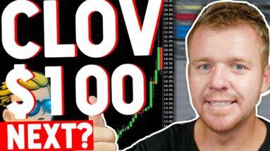 CLOV UP HUGE! $100 POSSIBLE BASED ON $GME $AMC