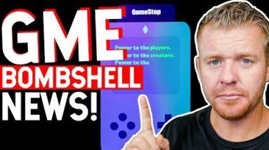 GAMESTOP BOMBSHELL NEWS! Crypto Dividend?