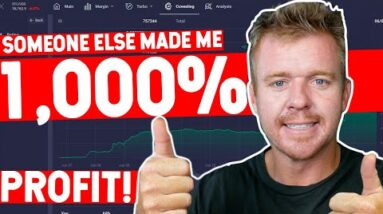 Someone Daytraded For Me To Make 1,000% PROFIT!