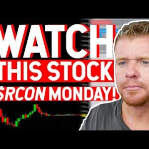 Watch This Stock After Huge Sell Off! $RCON MONDAY JUNE 14