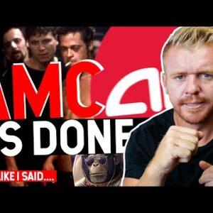 AMC MEME CRAZE IS DONE! No Lambos?