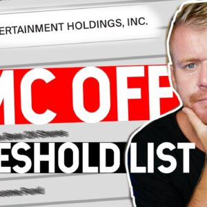 AMC OFF THRESHOLD LIST! Why Is No One Talking About This?