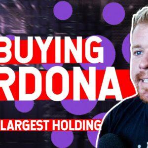 I'm Buying Cardona! ADA 50X?