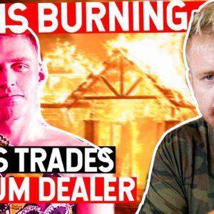 TREY'S TRADES IS DESPERATE! AMC BURNING!
