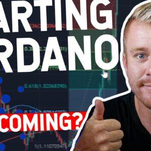 CHARTING CARDANO $ADA! Big Drop Coming?