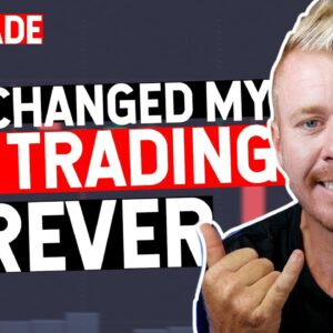 HOW I CHANGED MY DAY TRADING FOREVER... LIVE TRADE $5000+ PROFIT