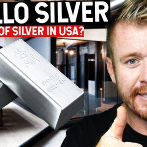 APOLLO SILVER! New Dawn of Silver In USA!
