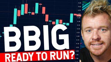 BBIG STOCK READY TO RUN???? Vinco Ventures!