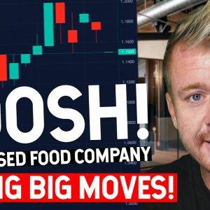 BOOSH! Plant Based Food Company $VGGIF PROFILE!