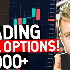 Day Trading Call Options on $SPY LIVE!