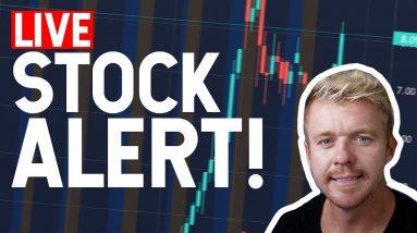 DAY TRADING STOCK ALERT!