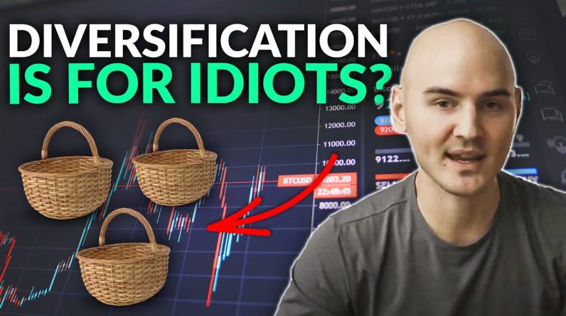 Diversification is for idiots? (Why Mark Cuban Said This)