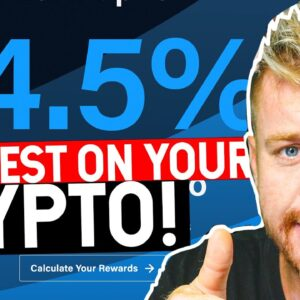 How To Earn Interest on Your Crypto Portfolio!