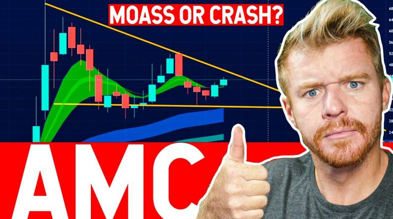 AMC MOASS CLOSE OR CRASH???