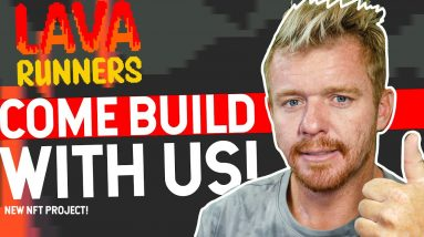 Come Build With US! LAVA RUNNERS NFT!