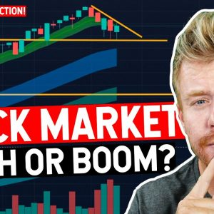 STOCK MARKET CRASH OR BOOM END OF 2021!